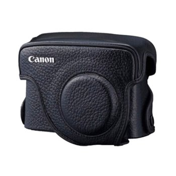 Калъф за фотоапарат, Canon Soft case SC-DC60A, за Canon PowerShot G10, черен image