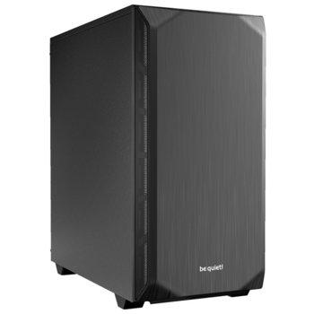 Кутия be quiet PURE BASE 500, ATX/M-ATX/MiniITX, 2x USB 3.0, черна, без захранване image