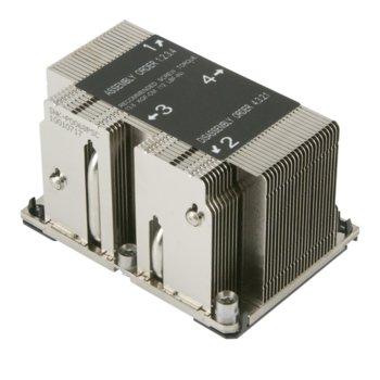 Охлаждане за процесор Supermicro SNK-P0068PSC, съвместимост с LGA3647-0 image