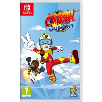 Crash Dummy Nintendo Switch product
