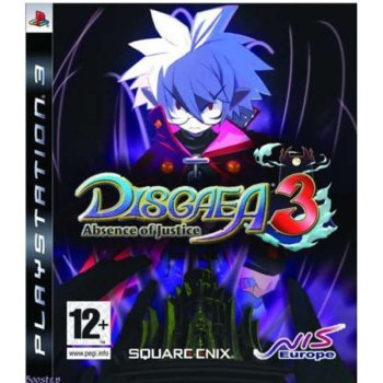 Disgaea 3: Absence of Justice product