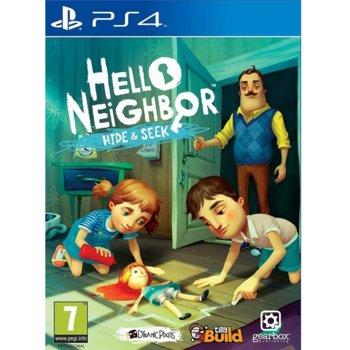 Игра за конзола Hello Neighbor: Hide and Seek, за PS4 image