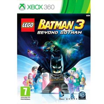 Игра за конзола LEGO Batman 3: Beyond Gotham, за XBOX360 image