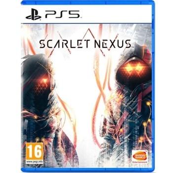 Игра за конзола Scarlet Nexus, за PS5 image