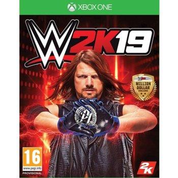 WWE 2K19 (Xbox One) product