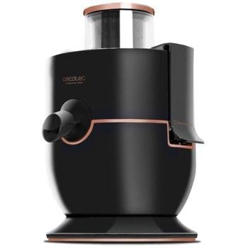 Сокоизстисквачка Cecotec ExtremeTitanium 19000, 0.5 л. обем, 2 скорости, система за сигурност, 19000 rpm, 1000W, черна image