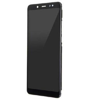 Дисплей за Xiaomi Redmi Note 5 Pro с тъч, оригинален, черен image