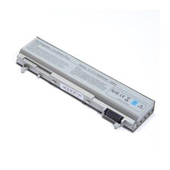 Батерия (заместител) за DELL Latitude E6400 E6500 Precision M2400 M4400 PT434, 11.1V, 5200mAh image