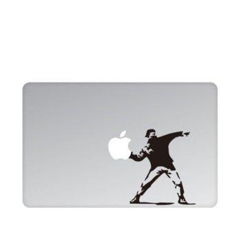 MacBookArt Sticker Throw Boy product