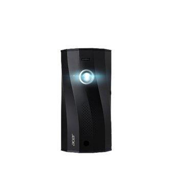 Проектор Acer C250i (MR.JRZ11.001), DLP, 1920 x 1080 (FHD), 5,000:1, 300 lm, HDMI, USB Type C, Card Reader  image