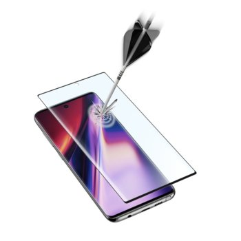Протектор от закалено стъкло /Tempered Glass/ Cellular Line, за Samsung Galaxy Note 10+ image