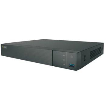 IP видеорекордер Q-See QT878-C, 8 канала, H265/H264, 1x SATA, 2x USB, 1x HDMI, 1x VGA, 1x LAN 10/100/1000Mbps image