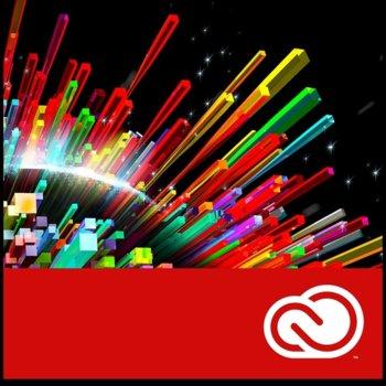 Софтуер Adobe Creative Cloud for teams, лиценз за 1 потребител, 1 година, английски image