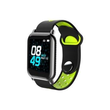 Смарт часовник F8s, 34mm, Bluetooth 4.2, водоустойчив IP67, Различни цветове image