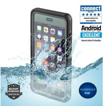 4Smarts Rugged Active Pro STARK iPhone 8+ 4S467414 product