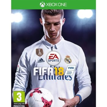 FIFA 18, Xbox One product