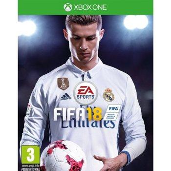 Игра за конзола FIFA 18 с подарък метална кутия, за Xbox One image