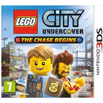 LEGO City: Undercover - The Chase Begins product