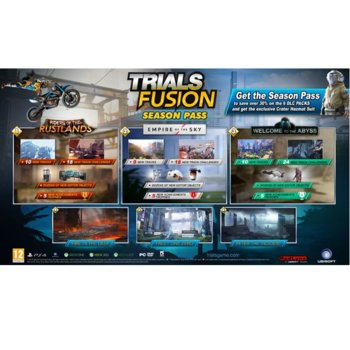 Trials Fusion The AME product