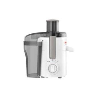 Сокоизтисквачка Tefal ZE370138, 0.950 л. вместимост, възможност за миене в съдомиялна машина, 350W, бяла image