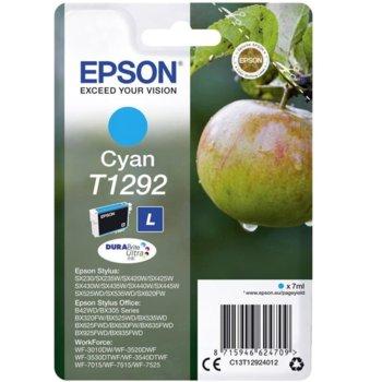 Epson Stylus Ink (C13T12924012) Cyan product