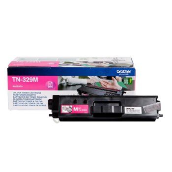 Brother TN-329M Toner Cartridge Super High Yield product