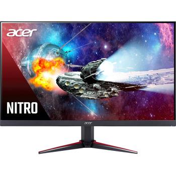 "Монитор Acer Nitro VG240Ybmiix (UM.QV0EE.001), 23.8"" (60.45 cm) IPS панел, 75 Hz, Full HD, 1 ms, 100M:1, 250 cd/m2, HDMI,VGA image"