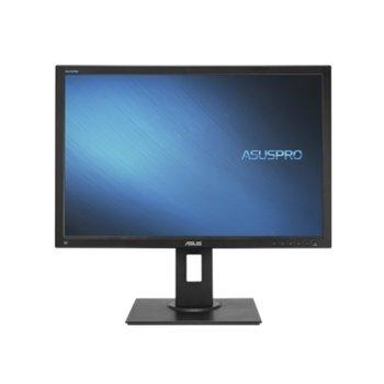 """Монитор Asus C624BQ, 24.1"""" (61.13cm) IPS панел, Full HD, 5ms, 100 000 000:1, 250 cd/m2, Display Port, DVI, D-Sub, 2x USB image"""