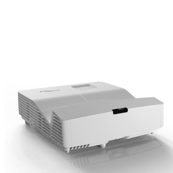 Проектор Optoma X330UST, Full 3D, DLP, XGA(1024x768), 20 000:1, 3600lm, 2x HDMI, VGA, LAN, 2x USB A, miniUSB Type B, RS232 image