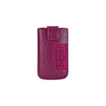 Bugatti Slim Croco Leather ML (розов) product
