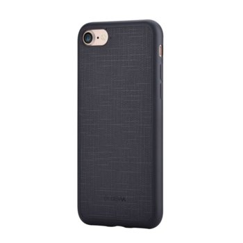 Devia Jelly Slim Leather iPhone 7 Black DC27579 product