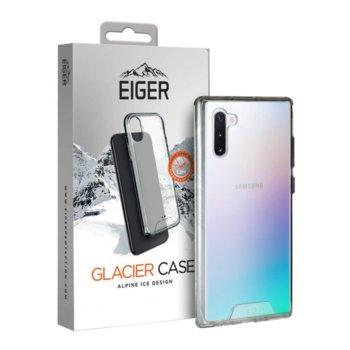 Калъф за Samsung Galaxy Note 10, хибриден, Eiger Glacier EGCA00163, удароустойчив, прозрачен image