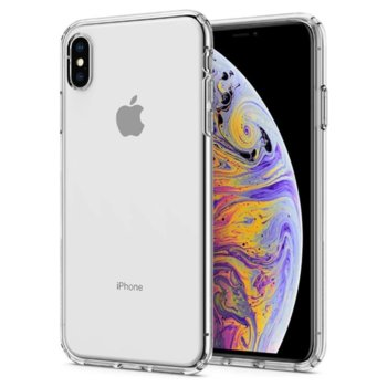 Spigen Liquid Crystal за iPhone XS Max прозрачен product