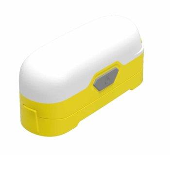 Фенер Nitecore LR30, 2x CR123Aс батерии, 205 lumens, водоустойчив, за открито, жълт image