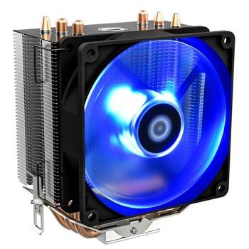 Охлаждане за процесор ID-Cooling SE-903-B-V2, съвместимост със сокети Intel LGA1200/1151/1150/1155/1156, AMD AM4/FM2+/FM2/FM1/AM3+/AM3/AM2+/AM2 image