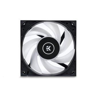 Вентилатор 120mm EKWB Vardar EVO 120ER RGB, 4-pin, 2200rpm image