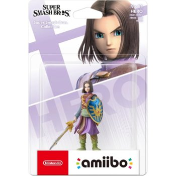 Фигура Nintendo Amiibo - Hero [Super Smash Bros.], за Nintendo Switch image