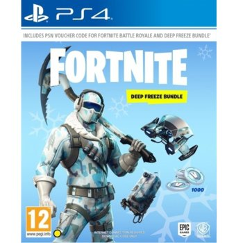 Fortnite - Deep Freeze Bundle (PS4) product