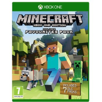 Minecraft Favorites Pack product