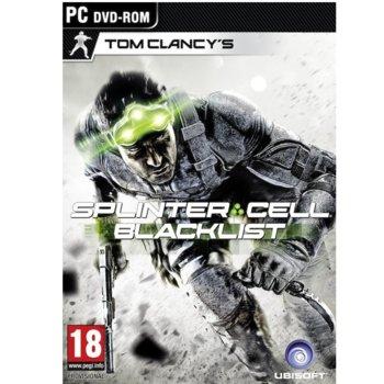 Tom Clancys Splinter Cell: Blacklist product