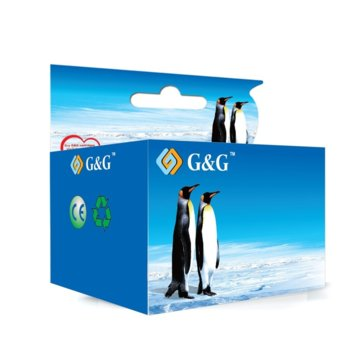ГЛАВА ЗА HP Deskjet ink advantage 3525/4615/4625/5522/6525 - Black - CZ109AE - (655) - P№ NP-H-0655BK - G&G - Неоригинален Заб.: 550k image