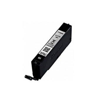 ГЛАВА CANON PIXMA MG-Serie 5700/5750/5751/5752/5753/6800/6850/6851/6852/6853/7700/7750/7751/7752/7753/ TS-Series 5055/6052/5050/5051/5052/6050/6051/8050/8051/8052/8053/9050/9051/9052/9055 - Black - 0331C001AA P№ CLI-571XL - заб: 810/11ml image