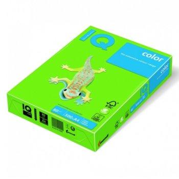 Картон Mondi MA42, Цветен, А4, 160g/m2, 250л., зелен image