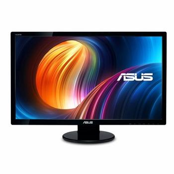 """Монитор 27"""" (68.58 cm) ASUS VE278H, FULL HD LED, 2ms, 50 000 000:1, 300cd/m2, 2x HDMI, колонки, 3г. image"""