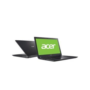 "Лаптоп Acer Aspire A315-31-C2SU (NX.GNTEX.042), двуядрен Apollo Lake Intel Celeron N3350 1.1./2.4 GHz, 15.6"" (39.62 cm) HD LCD LED Anti-Glare Display, (HDMI), 4GB, 1TB HDD, 1x USB 3.0, Linux, 2.1Kg image"