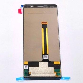 Дисплей за Nokia 7 Plus, LCD with touch original, черен image