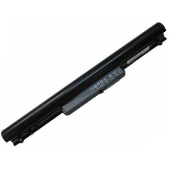 Батерия (оригинална) за лаптоп HP, съвместима със серия Pavilion 14 Sleekbook 14 15 TouchSmart 15 Ultrabook 14 15 VK04 (4 cells) image