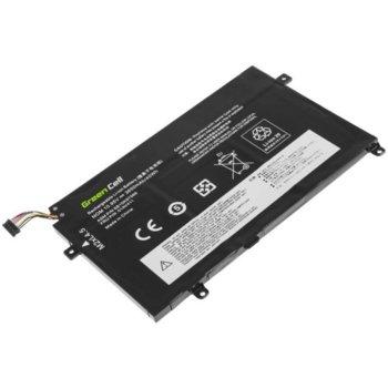 Батерия (оригинална) за лаптоп Lenovo ThinkPad Edge, съвместима с E470, 10.95V, 45mAh image