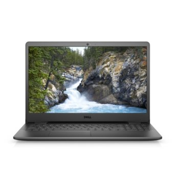 "Лаптоп Dell Inspiron 3501 (5397184443941), двуядрен Ice Lake Intel Core i3-1005G1 1.2/3.4 GHz, 15.6"" (39.62 cm) Full HD Anti-Glare Display, (HDMI), 8GB DDR4, 256GB SSD, 2x USB 3.2 Gen 1, Ubuntu Linux image"