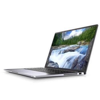 "Лаптоп Dell Latitude 9420 (N012L942014EMEA)(сребрист), четириядрен Tiger Lake Intel Core i7-1185G7 3.0/4.8 GHz, 14.0"" (35.56 cm) Full HD+ Anti-Glare Display, (HDMI), 32GB DDR4, 512GB SSD, 2x Thunderbolt 4, Windows 10 Pro image"